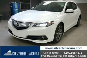 2015 Acura TLX V6 Elite 4dr FWD *Local 1 Owner, Clean Carproof*