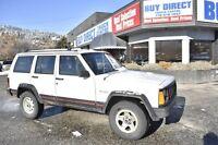 1994 Jeep Cherokee Sport 4dr 4x4