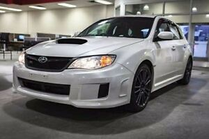 2013 Subaru WRX STI STI, AWD, Hatchback, Leather Bolster, Heated