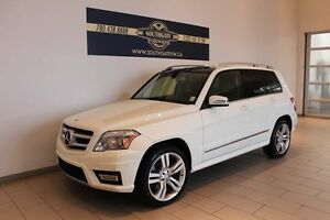 2012 Mercedes-Benz GLK-CLASS 4MATIC   Leather   Moon Roof