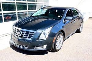 2014 Cadillac XTS SEDAN HEATED/COOLED SEATS CADILLAC CUE FINANCE