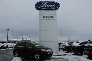 2013 Ford Edge Limited, AWD, Moon Roof, Nav