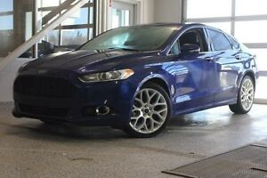2013 Ford Fusion Titanium-AWD-Moon Roof-Nav-Heated Leather Seats