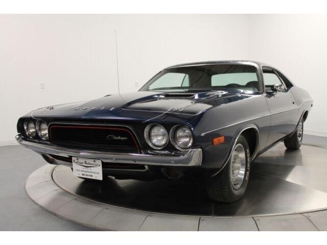 Image 1 of Dodge: Challenger Blue