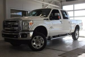 2013 Ford F-350 Lariat-Moon Roof-6.7L Diesel-Heated/Cooled Seats
