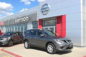 2016 Nissan Rogue S All-wheel Drive