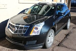 2012 Cadillac SRX AWD BLACK ON BLACK LOW KM FINANCE AVAILABLE