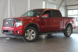 2012 Ford F-150 FX4-Moon Roof-Luxury Pkg