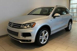 2014 Volkswagen Touareg Highline 3.6L 8sp at Tip 4M