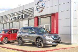 2017 Nissan Rogue SL Platinum + Platinum Reserve Interior