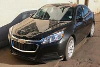 2015 Chevrolet Malibu LT SEDAN VERY LOW KM SUNROOF MYLINK FINANC