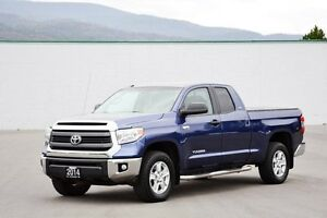 2014 Toyota Tundra SR5 + Package