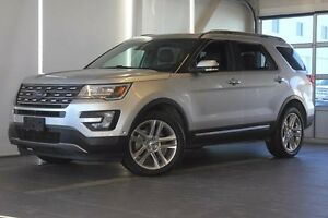 2016 Ford Explorer Limited-Moon Roof-Nav-Active Park Assist