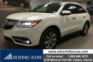 2016 Acura MDX SH-AWD ELITE *Navi, DVD, Cool Front Seats, Parkin