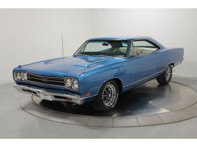 Image 1 of Plymouth: GTX GTX Blue…
