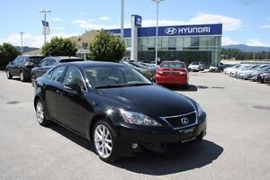 2011 Lexus IS 250 4dr All-wheel Drive Sedan W/NAV