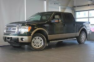 2012 Ford F-150 Lariat-Heated/Cooled Seats-Backup Senors/Camera