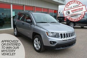2015 Jeep Compass GREAT CONDITION, UNDER 14,000KMS