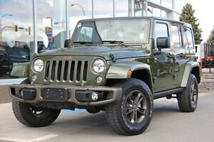 2016 Jeep Wrangler Unlimited Certified | Wrangler Unlimited Saha