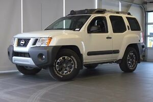 2014 Nissan Xterra PRO--Nav-Backup Camera-Heated Leather Seats