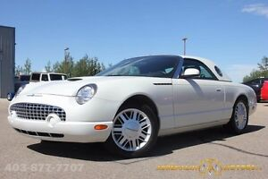 2002 Ford Thunderbird Standard 2dr Convertible