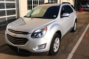 2016 Chevrolet Equinox LT AWD 3.6L V6 ENGINE SUNROOF NAVIGATION