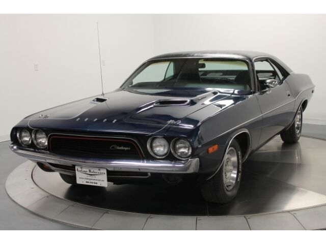 Image 1 of Dodge: Challenger Blue