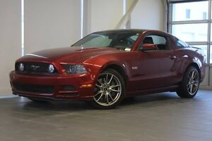 2014 Ford Mustang GT-Nav-Glass Roof-Heated Leather Seats
