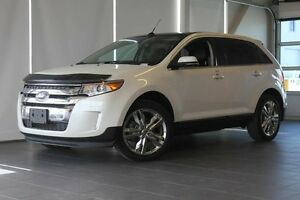 2014 Ford Edge Limited-AWD-Moon Roof-Nav-Heated Leather Seats