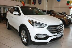 2017 Hyundai Santa Fe Sport 2.0T Ultimate 4dr All-wheel Drive
