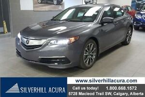 2017 Acura TLX Technology Package SH-AWD