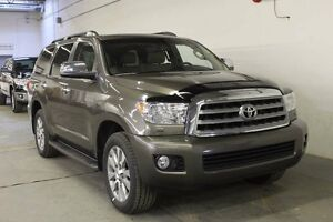2012 Toyota Sequoia Limited technology package 5.7L V8 4x4