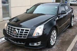2013 Cadillac CTS AWD LOADED FINANCE AVAILABLE