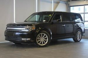 2015 Ford Flex Limited-Heated Leather Seats-Blind Spot Monitorin