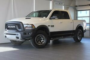 2016 Ram 1500 Rebel-Moon Roof-Nav-Air Ride Suspension