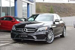 2015 Mercedes-Benz C-Class DEMO | C400 4MATIC | Premium Package