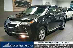 2012 Acura MDX Technology Package 4dr All-wheel Drive