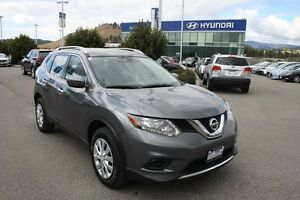 2016 Nissan Rogue S 4dr All-wheel Drive