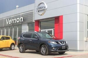 2016 Nissan Rogue SL Premium All-Wheel Drive