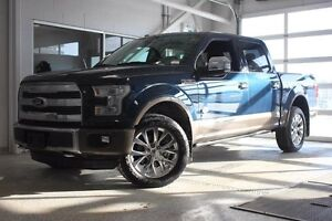 2016 Ford F-150 King Ranch-Moon Roof-Power Running Boards-Adapti