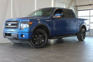 2013 Ford F-150 FX4 4x4 SuperCrew Cab 5.5 ft. box 145 in. WB