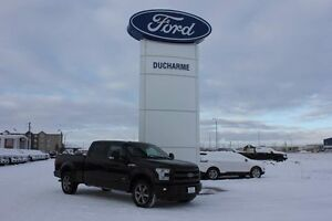 2015 Ford F-150 Lariat Sport, 3.5L Ecoboost, Tech Pack