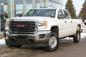 2015 GMC Sierra 2500HD Certified | Long Box | Crew Cab | 4X4 Pow