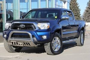 2015 Toyota Tacoma Certified | Limited Package | Double Cab | Na