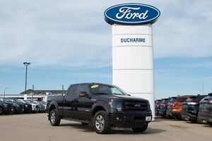 2014 Ford F-150 FX4, Leather, Ecoboost, Heathed and