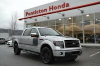 2013 Ford F-150 FX4 SuperCrew Ecoboost w/ Nav/Leather/Sunroof