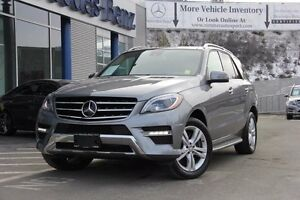 2013 Mercedes-Benz M-Class Certified | 4Matic | Premium Package
