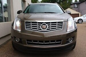 2015 Cadillac SRX Premium AWD FULLY LOADED 1 OWNER LOW KM FINANC Edmonton Edmonton Area image 4
