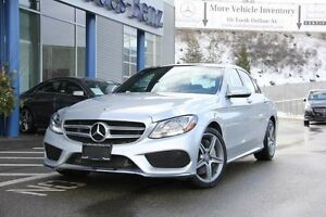 2015 Mercedes-Benz C-Class Certified | Premium Package | Sport P
