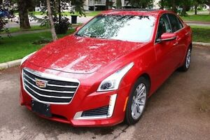 2016 Cadillac CTS AWD NAVIGATION SUNROOF FINANCE AVAILABLE